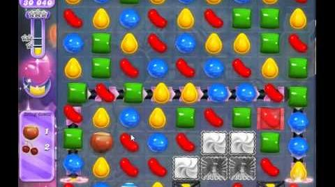 Candy Crush Saga Dreamworld Level 581 (Traumwelt)