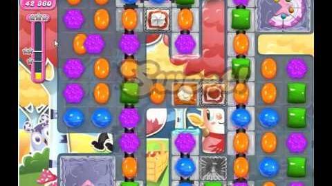 Candy Crush Saga Level 1196