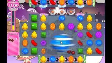 Candy Crush Saga Level 1400 NO BOOSTER