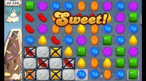 Candy Crush Saga Level 38