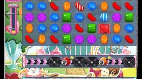 Candy Crush Saga Level 585 (74080 points)
