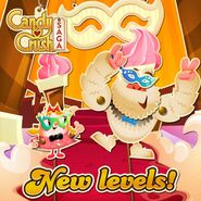 New levels released 180 2