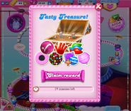Tasty Treasure Rewards Web Version