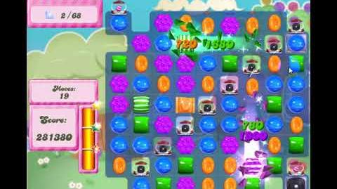 Candy Crush Friends Group Level 2816 NO BOOSTERS 3Stars Redesigned 231017