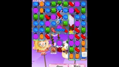 Candy Crush Level 1399 20 moves