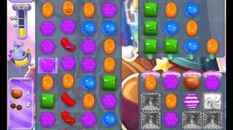 Candy Crush Saga Dreamworld Level 282 (Traumwelt)