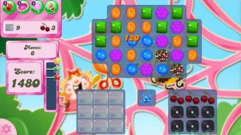 Candy Crush Saga LEVEL 2396 NO BOOSTERS (mobile version)