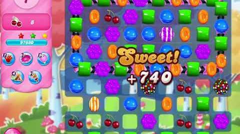 Candy Crush Saga Level 3153 NO BOOSTERS (22 moves)