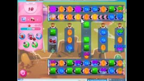Candy crush saga level 1868 No Booster