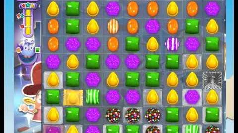 Candy Crush Saga - DreamWorld level 447 (No Boosters)