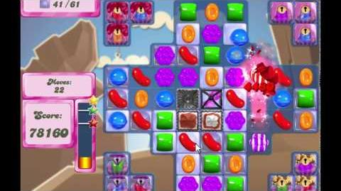 Candy Crush Saga Level 2711 NO BOOSTERS