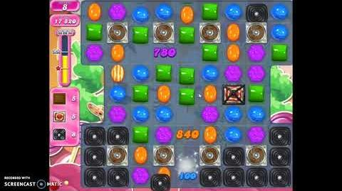 Candy Crush Saga Level 2744 - NO BOOSTERS ✔