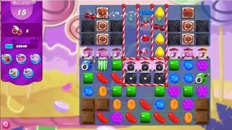Candy Crush Saga Level 3735 NO BOOSTERS (22 moves)