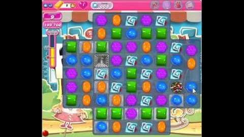 Candy Crush Saga Level 668 NO BOOSTER