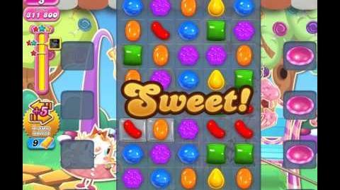 Candy Crush Saga Level 913 (No booster, 3 Stars)