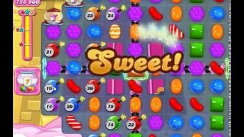 Candy Crush Saga Level 997