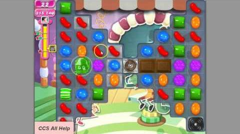 Candy Crush Saga level 758 NEW