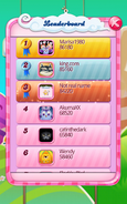 New Leaderboard in mobile
