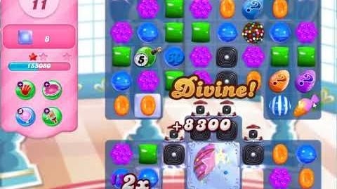 Candy Crush Friends Group Level 2897 NO BOOSTERS 2Stars