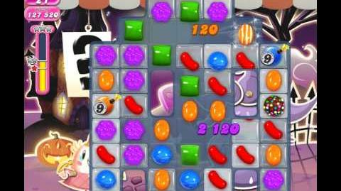 Candy Crush Saga - Level 720 (NEW, No Boosters)