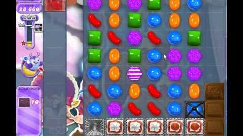 Candy Crush Saga Dreamworld Level 277 (3 star, No boosters) New Version