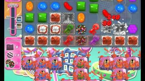 Candy Crush Saga Level 1217 NO BOOSTER (Current version)