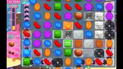 Candy Crush Saga Level 1731 - NO BOOSTERS
