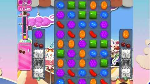 Candy Crush Saga Level 181 Walkthrough