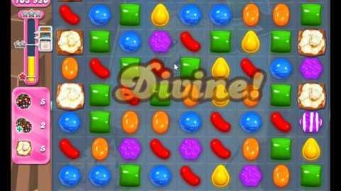 Candy Crush Saga Level 1861 NO BOOSTER
