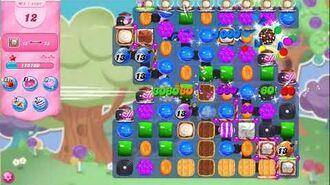 Candy Crush Saga Level 4807 NO BOOSTERS