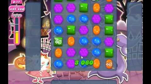 Candy Crush Saga Level 725