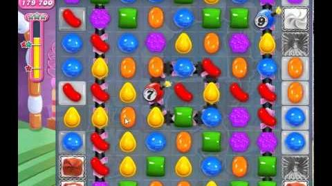 Candy Crush Saga Level 760