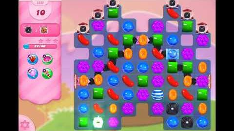 Candy Crush Saga - Level 2869 - with boosters
