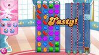 Candy Crush Saga - Level 4694 - No boosters ☆☆☆