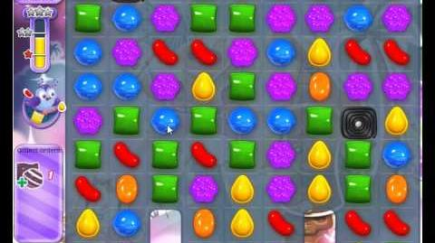 Candy Crush Saga Dreamworld Level 190 (Traumwelt)