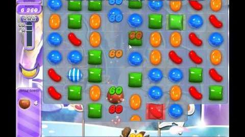 Candy Crush Saga Dreamworld Level 509 (No booster, 3 Stars)