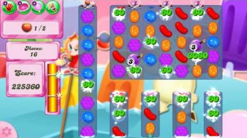 Candy Crush Saga LEVEL 2258 NO BOOSTERS (new version)