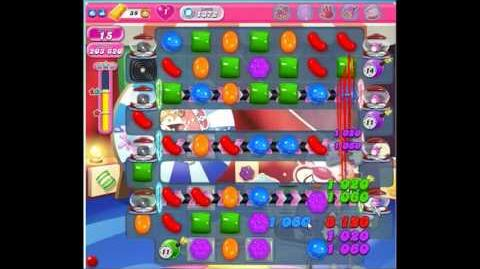 Candy Crush Saga Level 1372 No Boosters