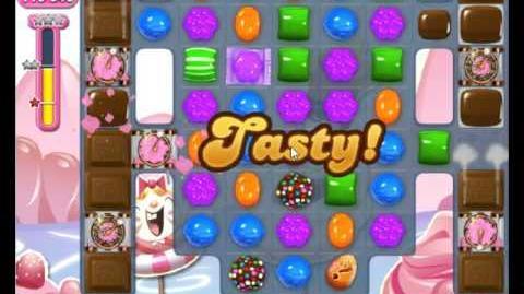 Candy Crush Saga Level 1500