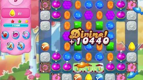 Candy Crush Saga Level 3144 NO BOOSTERS (19 moves)