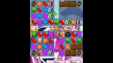 Candy Crush Level 1890 (3rd version, with 20 moves and mystery candies under marmalade)