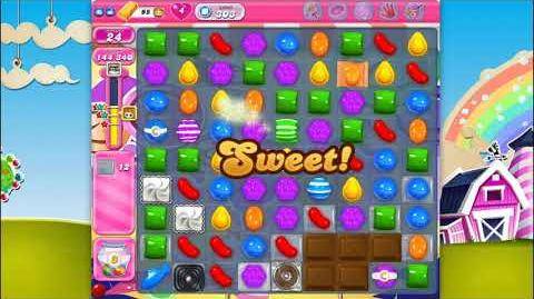 Candy Crush Saga - Level 303 - No boosters ☆☆☆