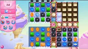 Candy Crush Saga - Level 4137 - No boosters ☆☆☆