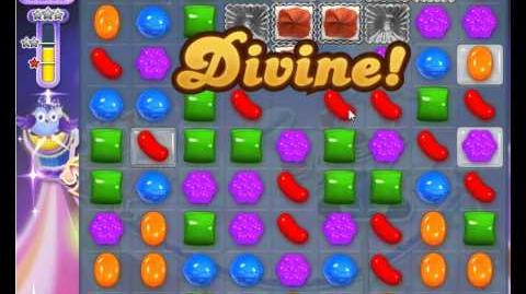 Candy Crush Saga Dreamworld Level 174 (Traumwelt)