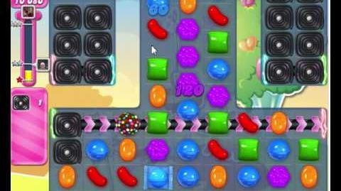 Candy Crush Saga LEVEL 2087 NO BOOSTERS (20 Liquorice Swirls)