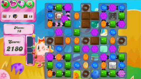 Candy Crush Saga Level 2449 (latest version)