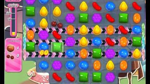 Candy Crush Saga Level 551