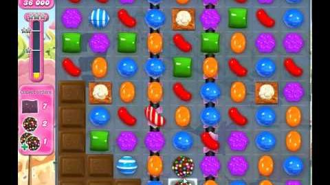 Candy Crush Saga Level 870
