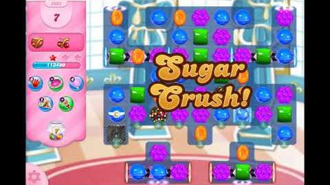 Candy Crush Saga - Level 2985 ☆☆☆