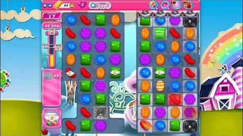 Candy Crush Saga - Level 316 - No boosters ☆☆☆